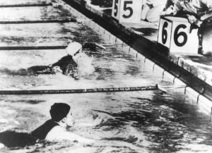 ベルリンオリンピック女子平泳ぎ200m