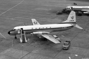 YS-11初就航