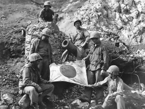 硫黄島の戦い終了