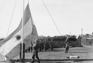 アルゼンチンによるフォークランド占領