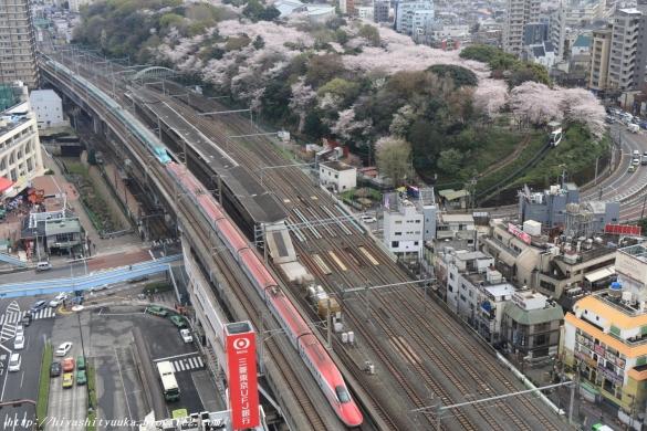 飛鳥山&北海道新幹線&秋田新幹線ーSN