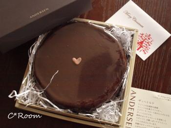 ケーキ(ザッハトルテ)2