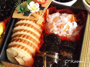 おせち料理2016-2