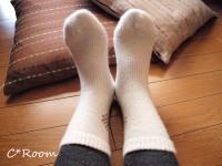 雑貨-靴下(モンゴル)2