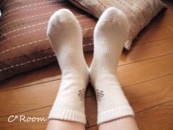 雑貨-靴下(モンゴル)3