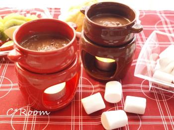 チョコレートフォンデュ2