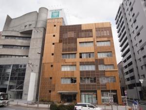 大阪木材会館