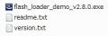 STM32 and STM8 Flash loader demonstrator