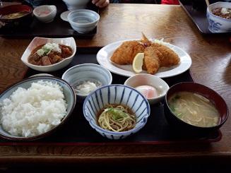 グルメライド_お昼
