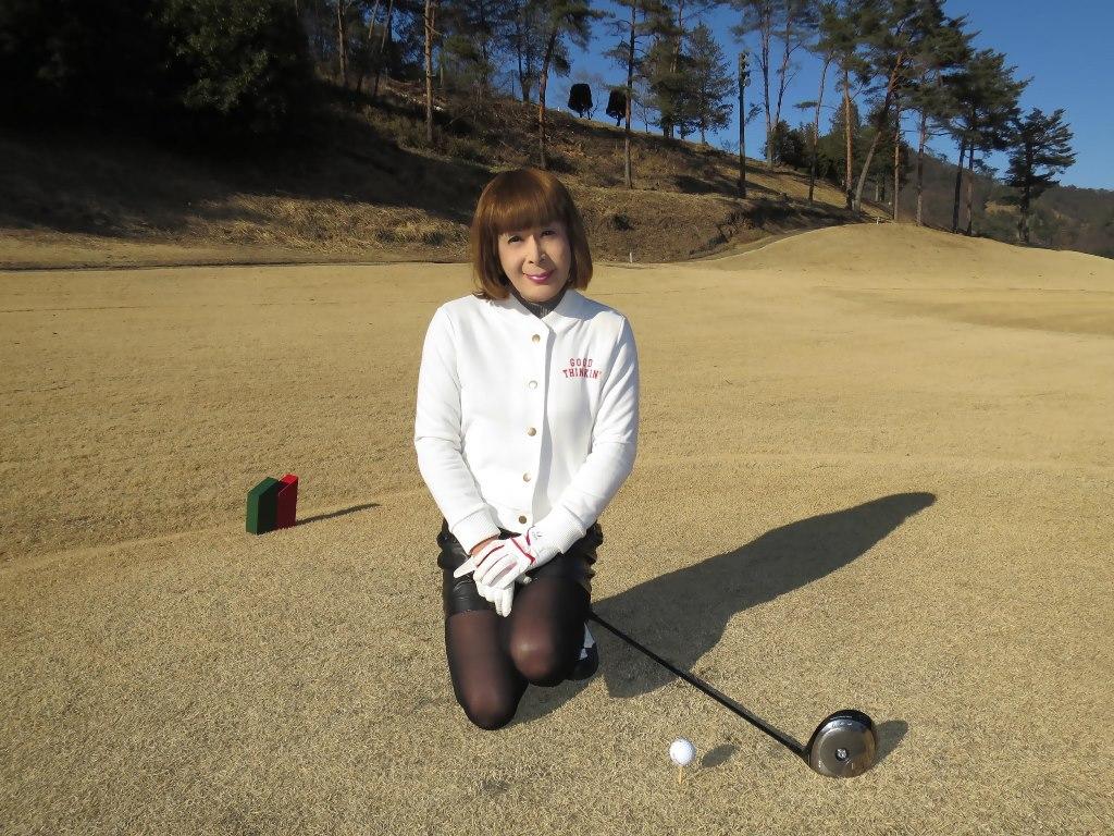 冬ゴルフ白ブルゾンB(8)