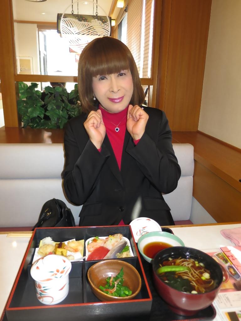 華屋与兵衛食事(1)