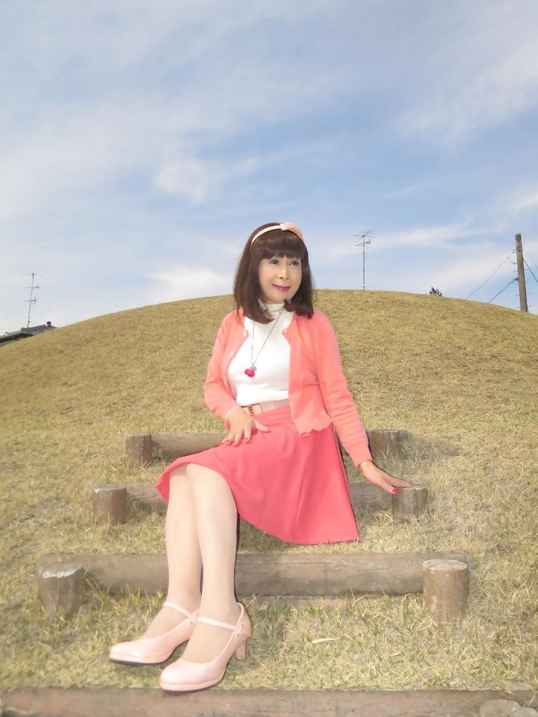 オレンジカーデオレンジスカトC(3)