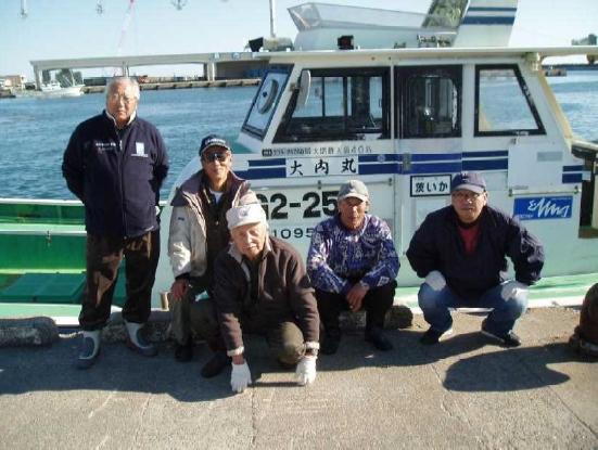 2013真鯛釣り