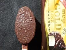 ゴールドラインチョコレートクランチ&バニラ