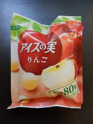 アイスの実りんご