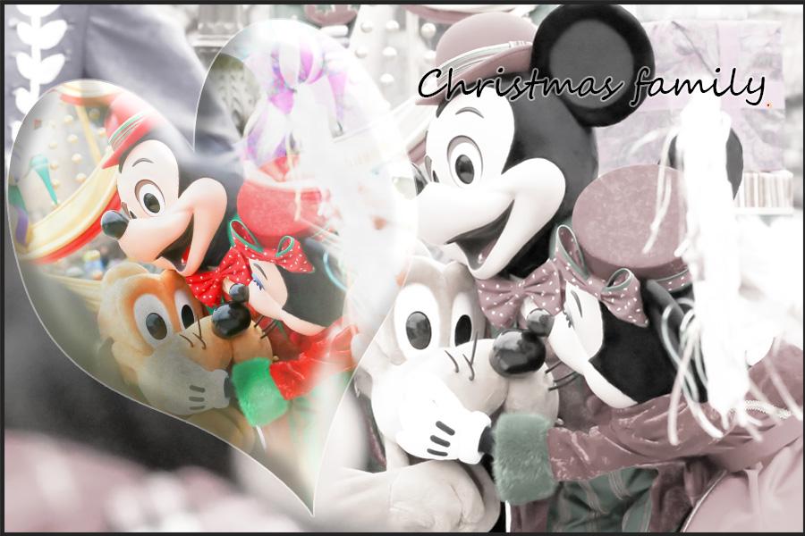 Christmas family~♪1