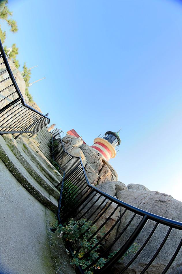 灯台への階段1