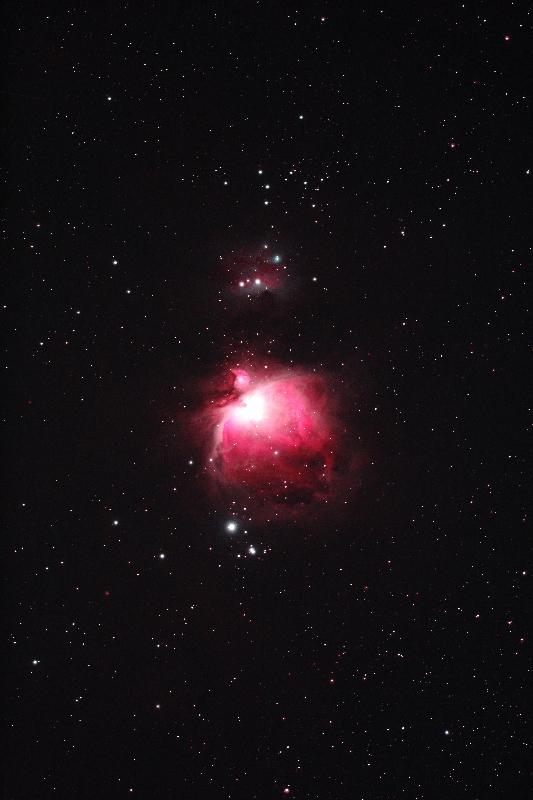 20160211オリオン大星雲(SEO60D)
