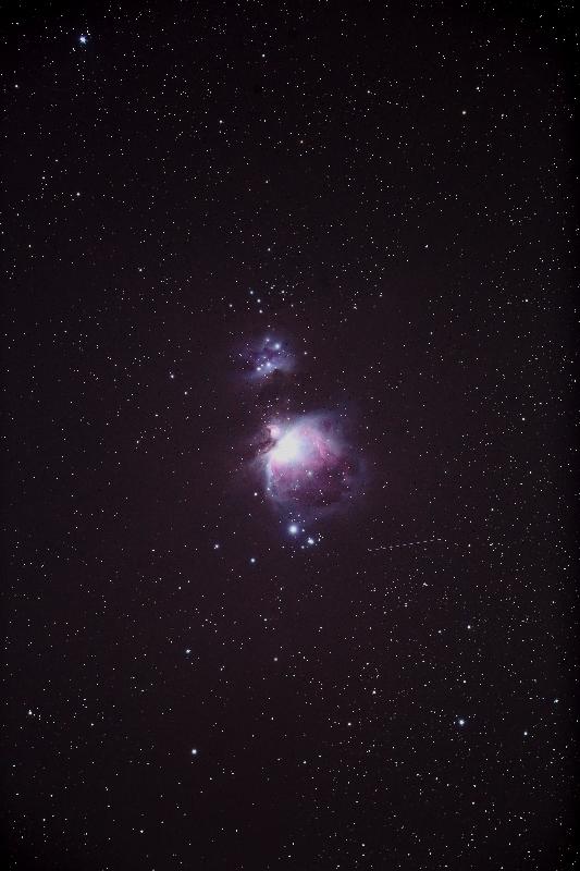 20160211オリオン大星雲(6D)
