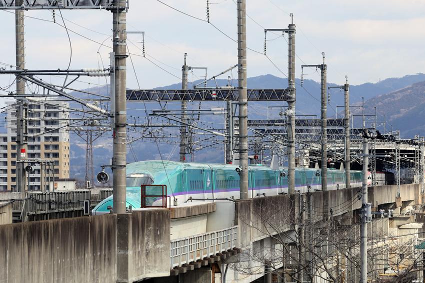 20160326北海道新幹線H5