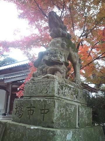 揖夜神社2