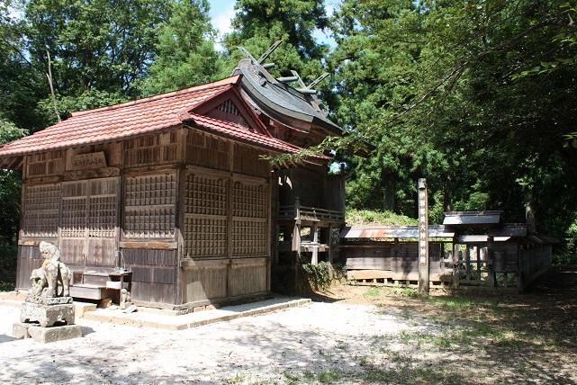 久米神社奥の院3