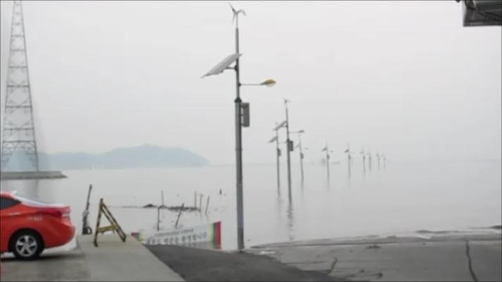 韓国 チェブ島