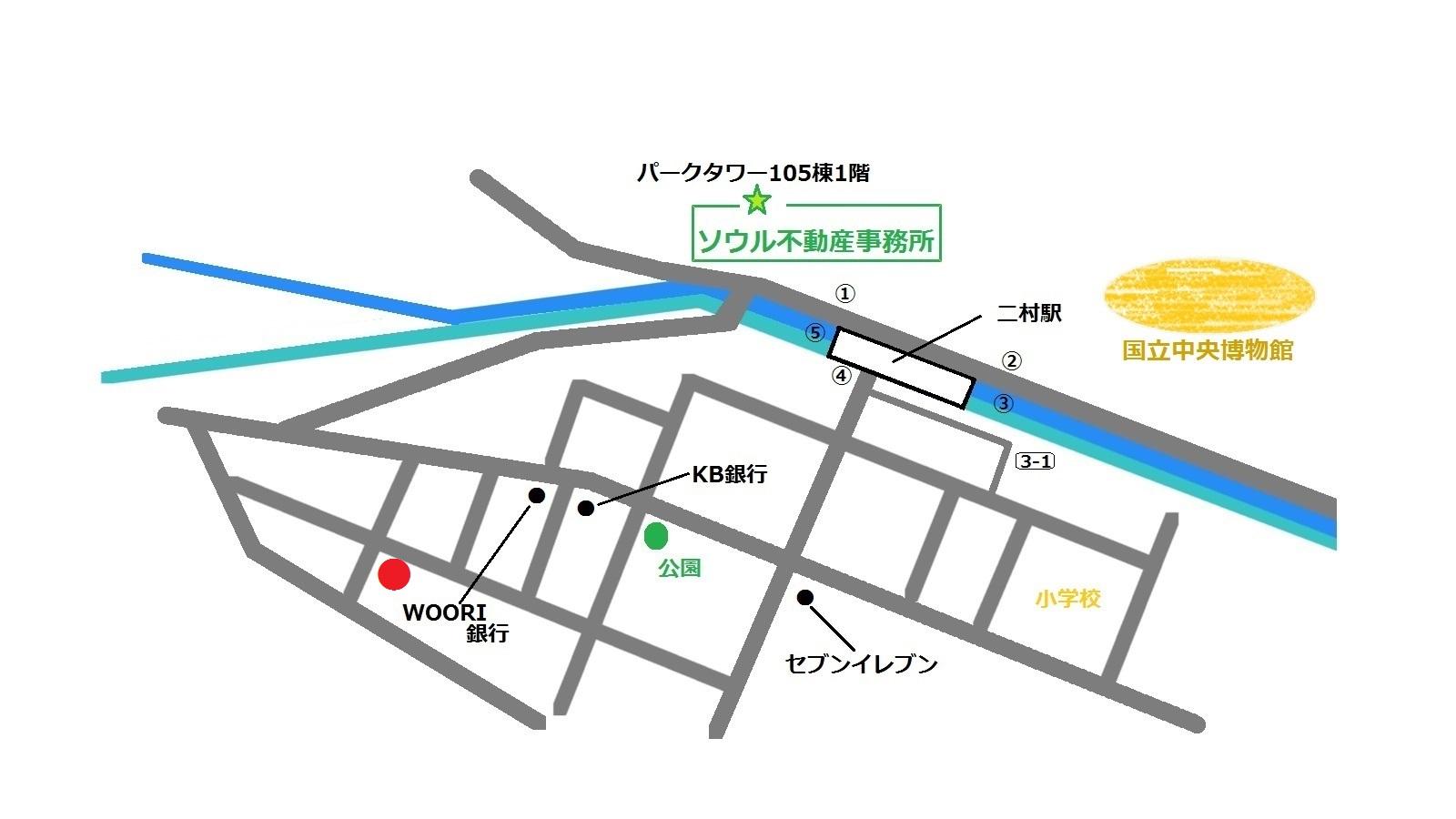 BREAD05 地図