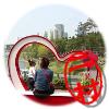 韓国 松島 セントラルパーク