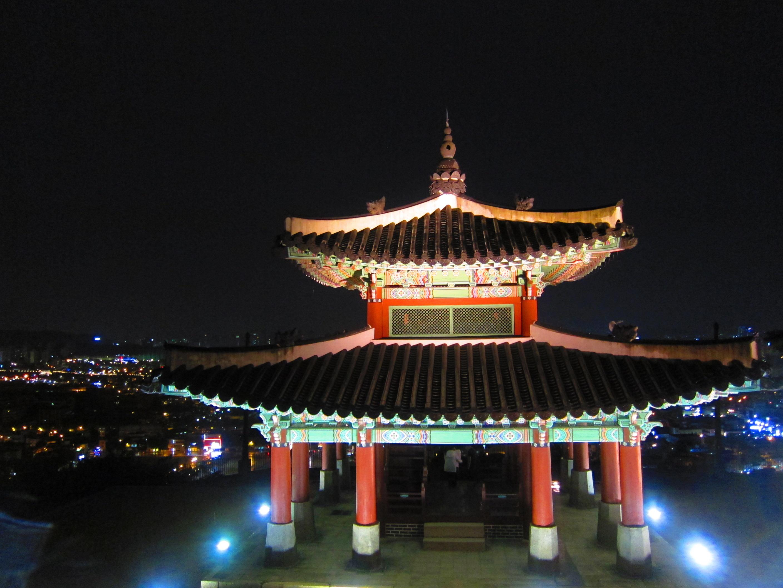 韓国 水原