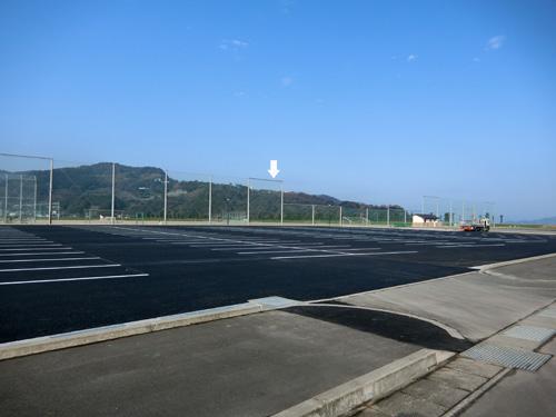 晴天微風!駐車場も綺麗になった、本日のなごみの・・・!