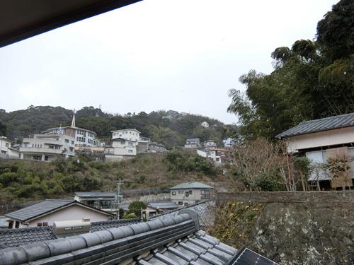 午後からは雪に。