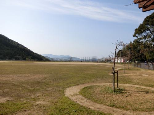 片淵公園で~す。