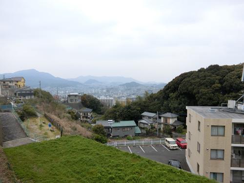 午後からは雨も。