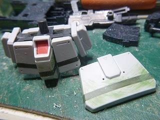 陸戦型ガンダム01