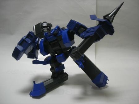 LBX ライディングアーマー(ジェノック) (10)