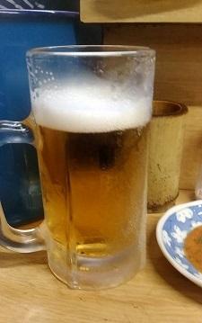 生ビール松よし2