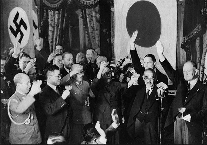 防共協定日独同盟