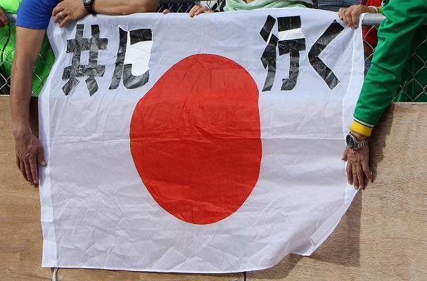 各キャンプ地では多くのファンから声援を送られた。きっと大阪でも……。