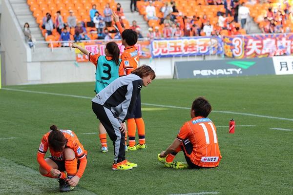本田美登里監督は、チームを強化しながら、観客も増やしている