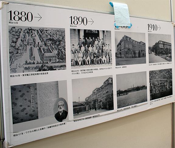 東京工業大学の沿革
