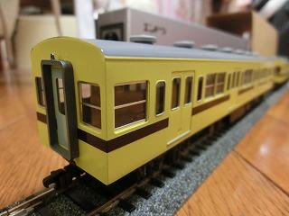 エンドウ 秩父鉄道デハ1100(導入時塗装)