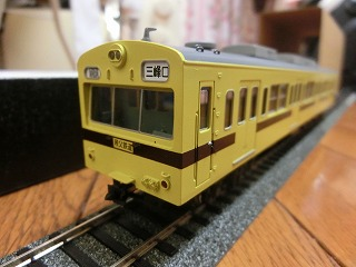 エンドウ 秩父鉄道クハ1200(導入時塗装)