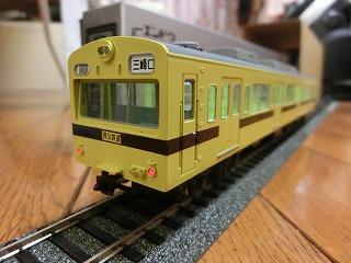 エンドウ 秩父鉄道クハ1200(導入時塗装)②