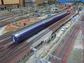 EF65-1118牽引の黒磯乗務員訓練列車