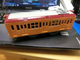 一応完成した「銚子電鉄デハ1001」②