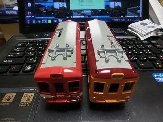 銚子電鉄デハ1002&デハ1001②