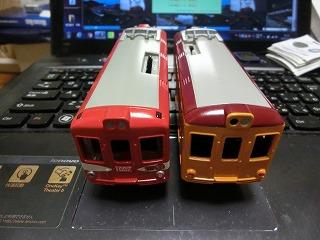 銚子電鉄デハ1002&デハ1001③