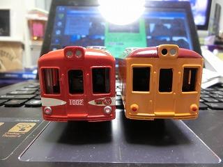 銚子電鉄デハ1002&デハ1001④