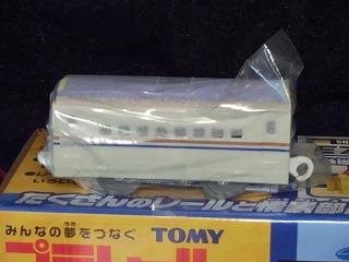 付属していた「E7系 北陸新幹線かがやき」中間車